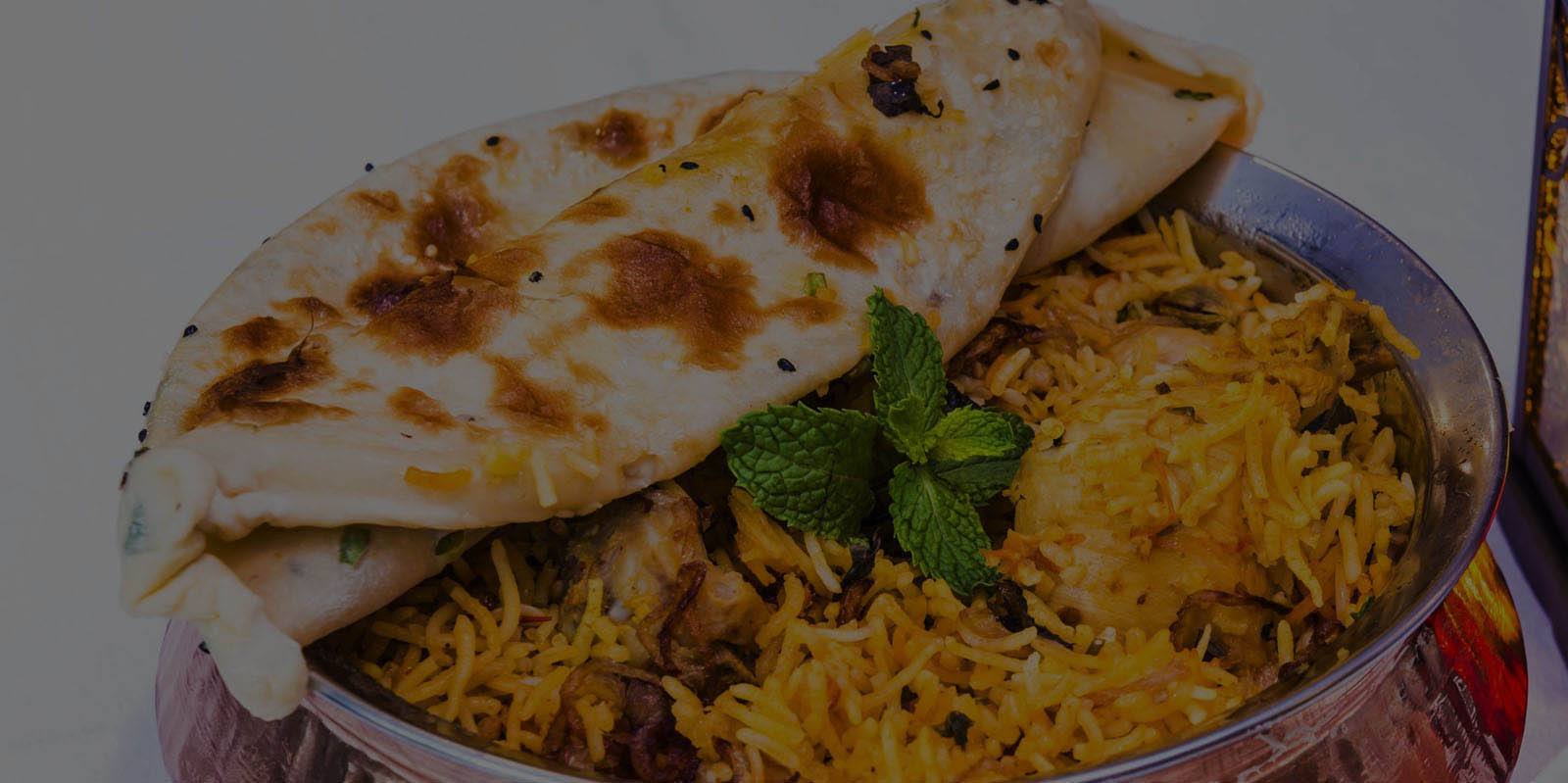 Rice & Naan